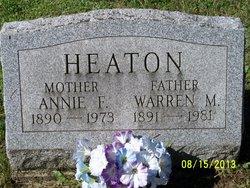 Warren M. Heaton