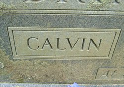 Calvin Brinegar