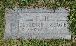 Clarence D Thill