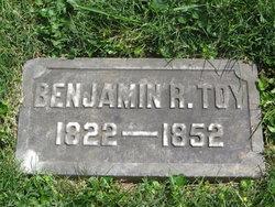 Benjamin R Toy