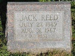 "Greenbury Jackson ""Jack"" Reed"