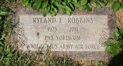 Ryland E Robbins