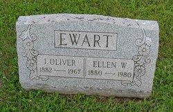 Isaac Oliver Ewart