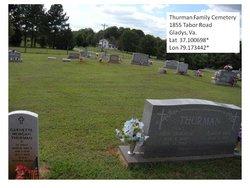 Thurman Family Cemetery