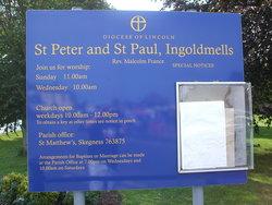 Ss Peter & Paul churchyard