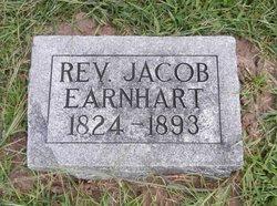 Rev Jacob Earnhart