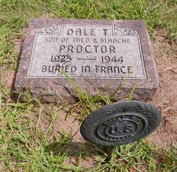 PFC Dale T Proctor