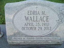 Edria Mae <I>Giles</I> Wallace