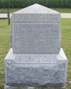 Harriet N. <I>Guppy</I> Boston