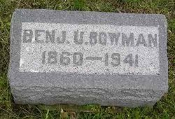 Benjamin Unsel Bowman