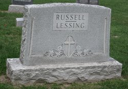 Zillah <I>Russell</I> Lessing