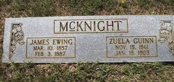 James Ewing McKnight