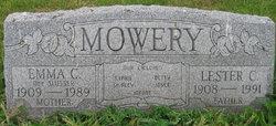 Emma Catherine <I>Slusser</I> Mowery