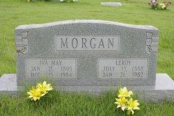 Iva May <I>Wood</I> Morgan