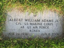 Albert William Adams, Jr