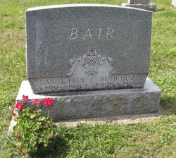 Ruth <I>Hess</I> Bair