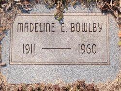 Madeline <I>Peters</I> Bowlby