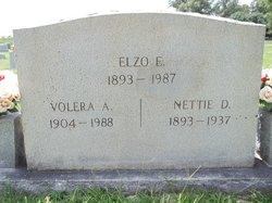 Nettie Dee <I>Bennett</I> Foster