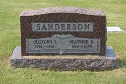 Clifford L. Sanderson