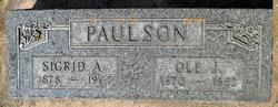 Ole J. Paulson