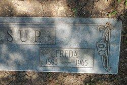 "Alice Alfreda ""Freda"" <I>Graves</I> Alsup"