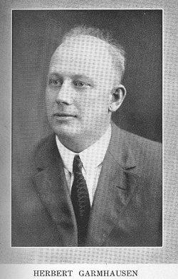 Herbert E Garmhausen