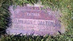Almeron Elliott Dalton