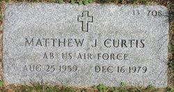 Matthew J Curtis
