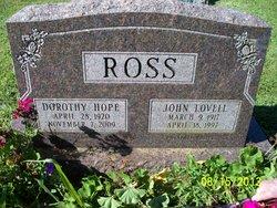 John Lovell Ross