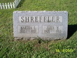 Martha L. Schreffler