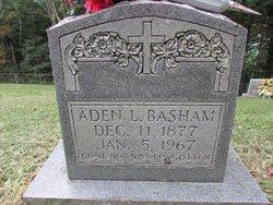 Aden Lewis Basham
