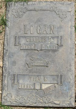 Vida Laura <I>Zabel</I> Logan