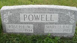 Mary Jane <I>Spiker</I> Powell