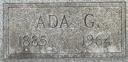 Ada G <I>Kistler</I> Ewing