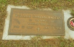 William Garlan Baccus