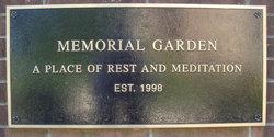Colonial Park United Church Memorial Garden