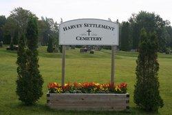 Harvey Settlement Cemetery