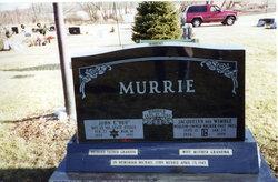 """John Edgar """"Bud"""" Murrie"""