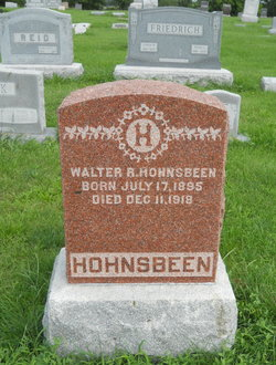 Walter Richard Hohnsbeen