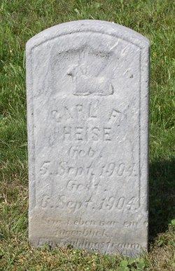 Carl Franz Heise