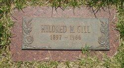 Mildred <I>Meek</I> Gill