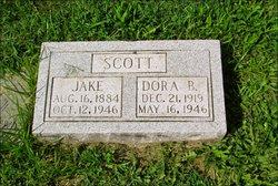 Dora B Scott