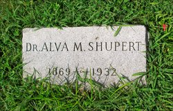 Dr Alva M. Shupert
