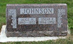 Oscar Frank Johnson