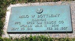 PFC Milo W. Bottlemy