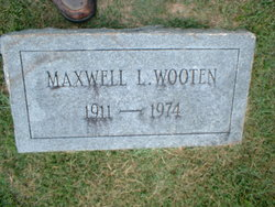 Maxwell Lawrence Wooten