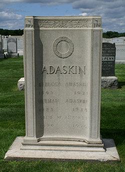 Rebecca S. <I>Mittleman</I> Adaskin