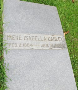 Irene Isabella Carley
