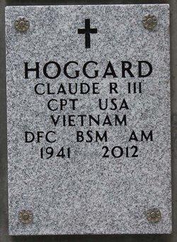 Claude Richard Hoggard, III