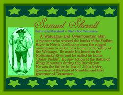 Samuel Wilson Sherrill